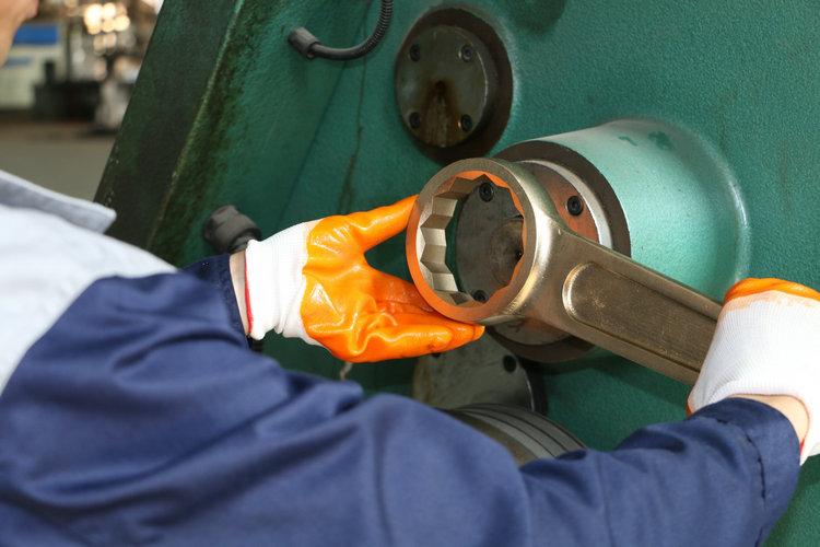 防爆工具的使用