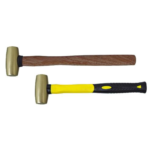 黄铜圆鼓锤